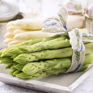 L'ingrediente del mese di marzo: gli asparagi