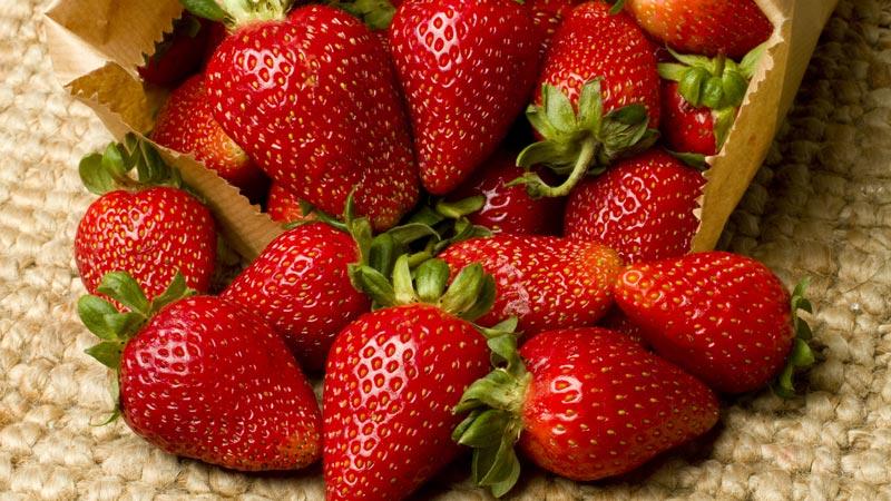 L'ingrediente del mese di aprile: le fragole