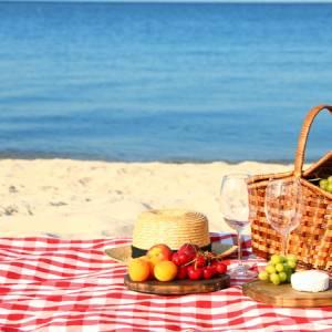 Pranzo in spiaggia? Sì, grazie!