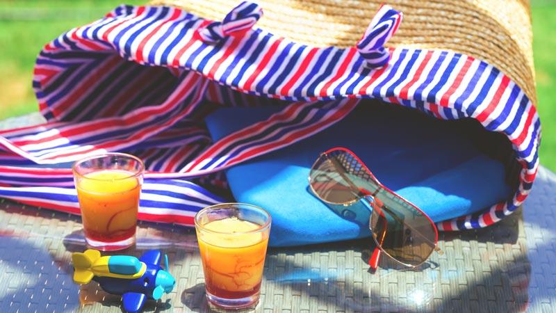 La borsa frigo alleata della nostra estate