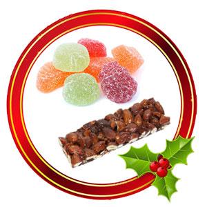 ricette bimby di caramelle per Natale 2016