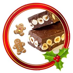 ricette bimby di torroni e biscotti per Natale 2016