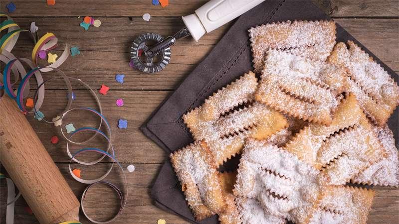 Ricette di Carnevale cucinabili con il Bimby