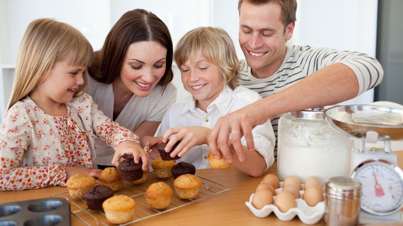 Cucinare in famiglia con il Bimby