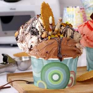 ricette di gelati per il Bimby