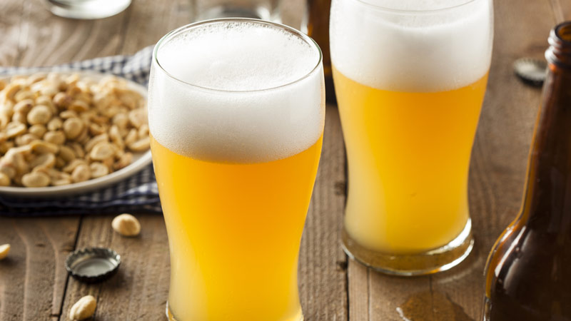 Birra al posto del lievito