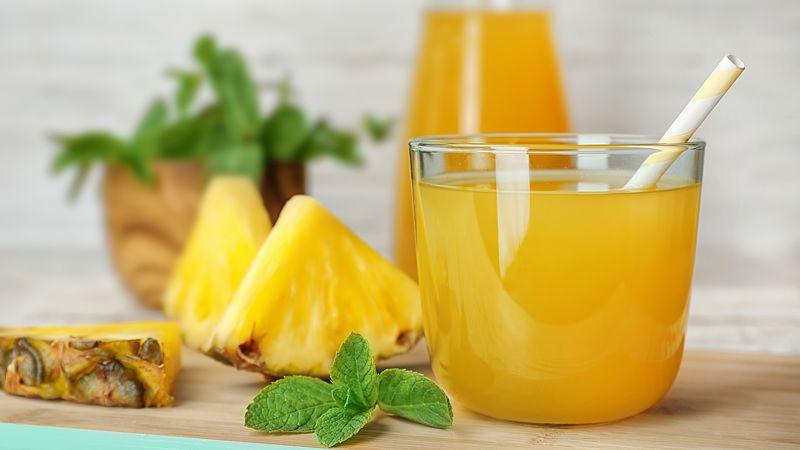 Aperitivo all'ananas