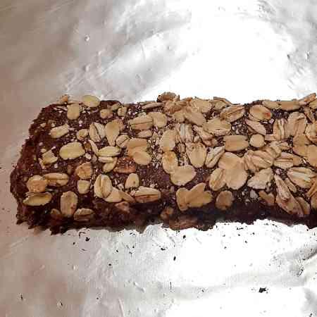 Barrette proteiche cacao, fragole e banana