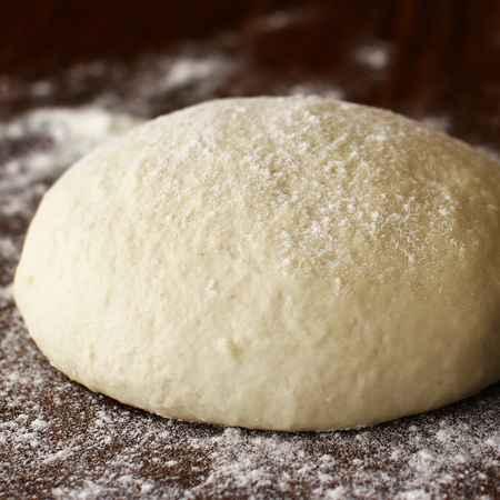 Base per pizza a lunga lievitazione