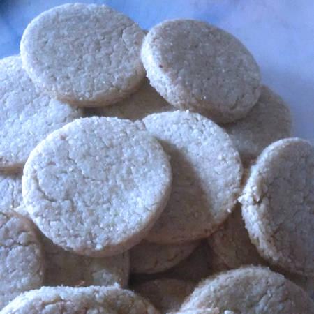 Biscotti ai cereali mandorle e nocciole