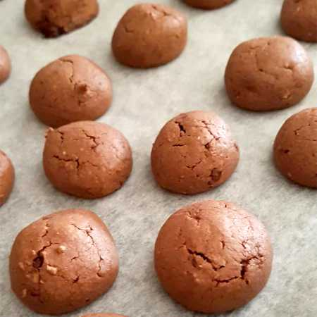Biscotti al bacio