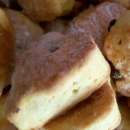 Biscotti alla ricotta