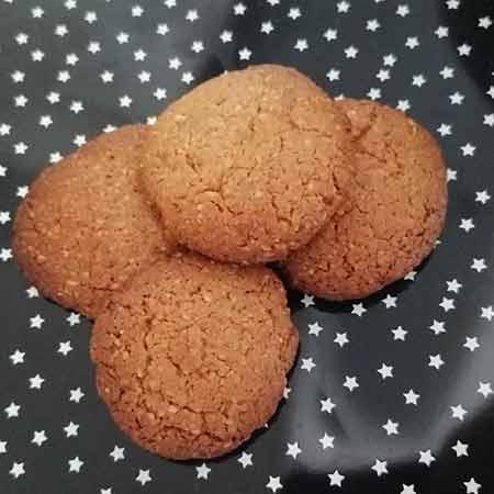 Biscotti alle mandorle veloci