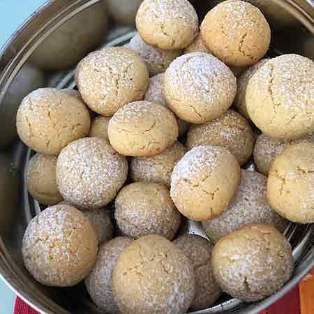 Biscotti delizie al cocco