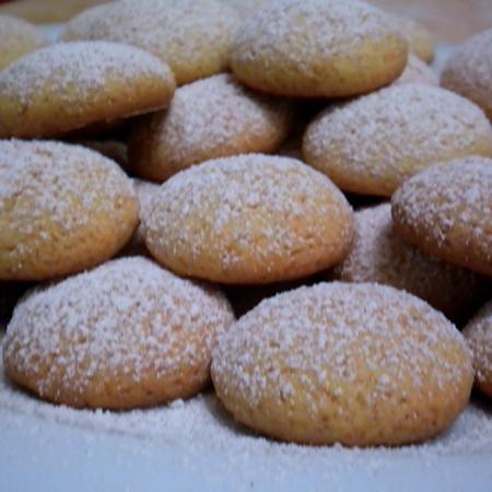 Biscotti di mandorle veloci