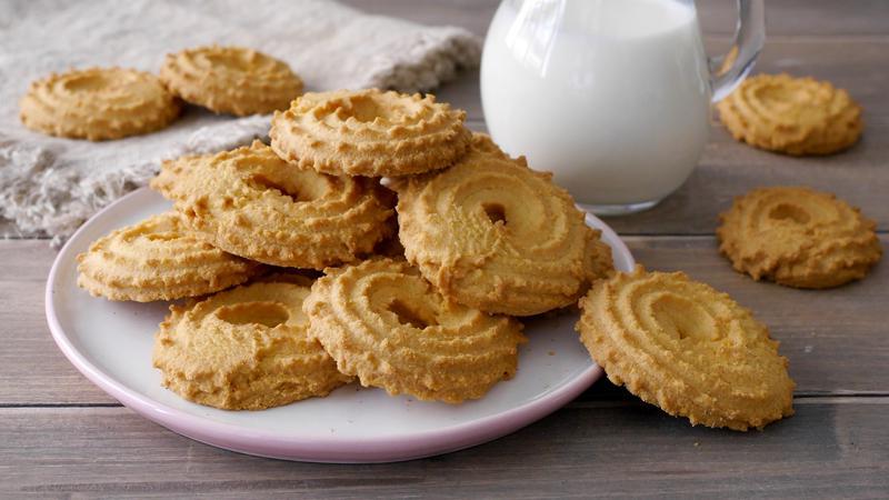 Biscotti di meliga