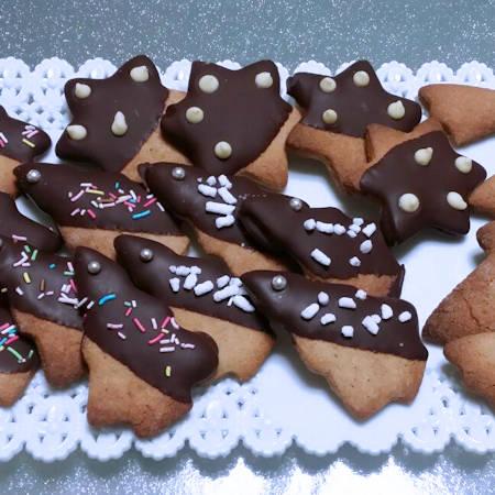 Biscotti di Natale alla cannella