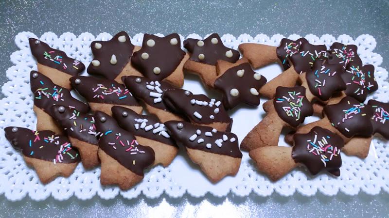 Dolci Di Natale Con Il Bimby.Biscotti Di Natale Alla Cannella Ricette Bimby