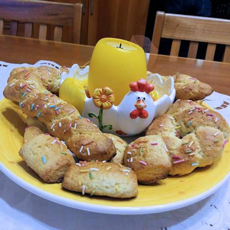 Biscotti di Pasqua di Carmela