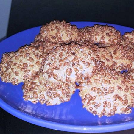 Biscotti pops alla Nutella