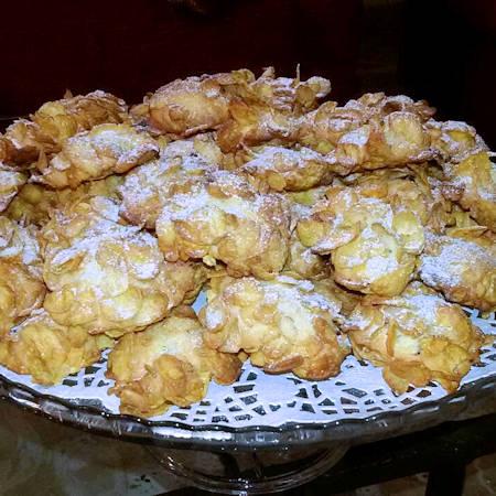 Biscotti rose del deserto