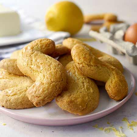 Biscotti serpette