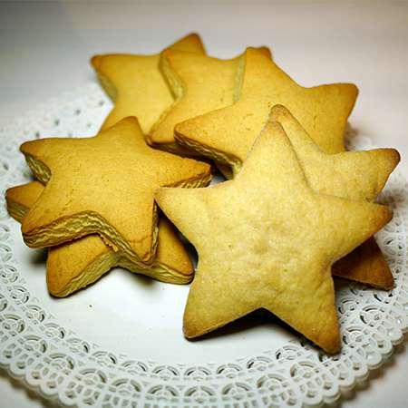 Biscotti Stelle degli angeli