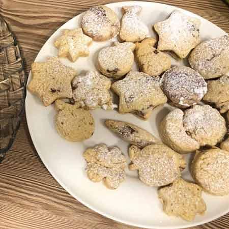 Biscotti veloci senza glutine