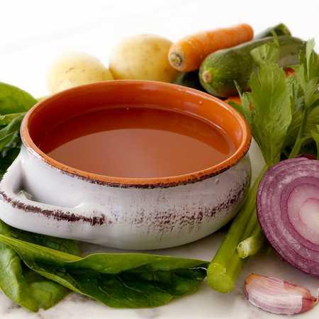 Brodo vegetale classico