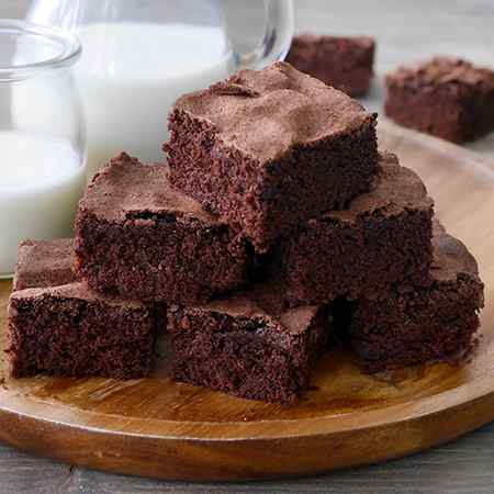 Brownies al cacao