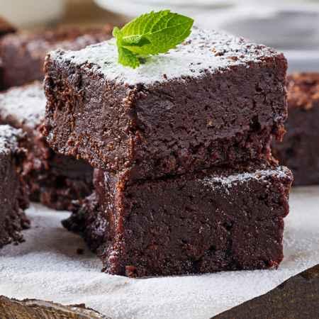 Brownies alla Nutella veloci