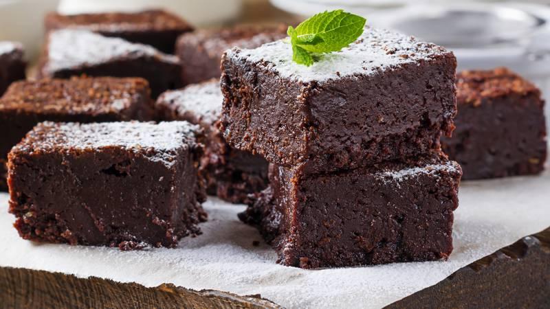 Ricetta Brownies Bimby Senza Burro.Ricetta Brownies Bimby Con Uova Di Pasqua Ricette 2020