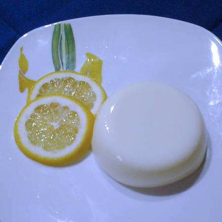 Budino al limone di Sorrento