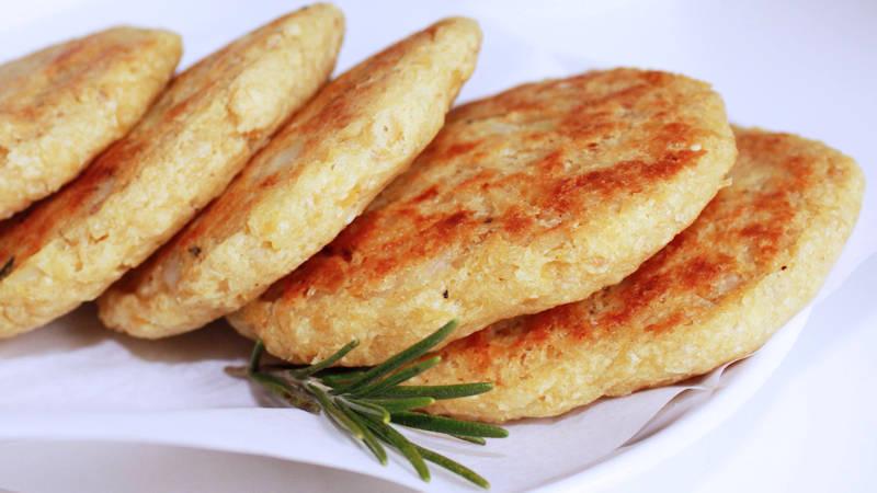 Burger di ceci ricette bimby for Cucinare hamburger microonde