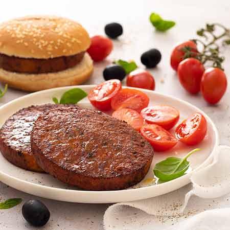 Burger pomodori e olive