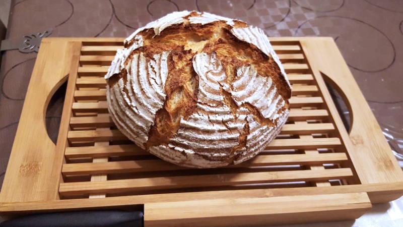 Buttermilch brot (pane al latticello)