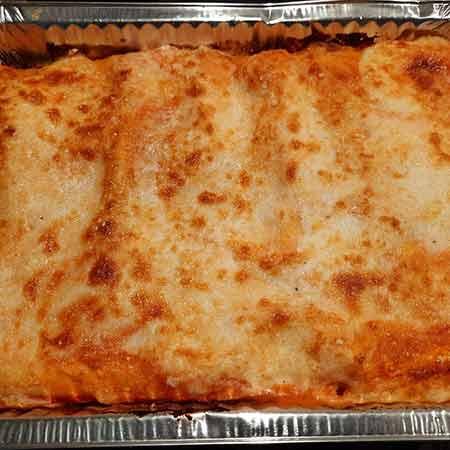 Cannelloni ricotta, spinaci e carne