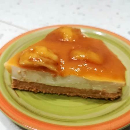 Cheesecake alle nespole