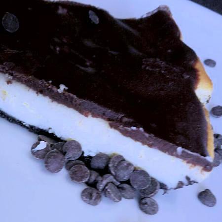 Cheesecake Kinder Pinguì