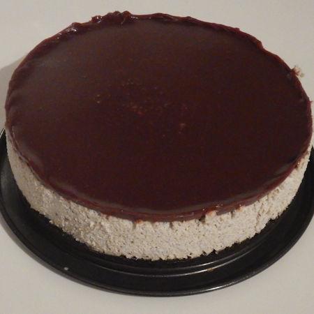 Cheesecake Nutella e Oreo