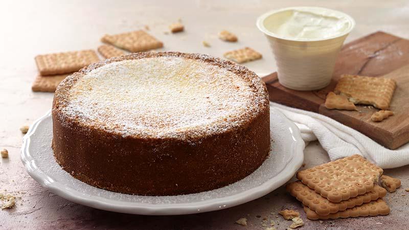 Cheesecake Philadelphia e ricotta - Ricette Bimby