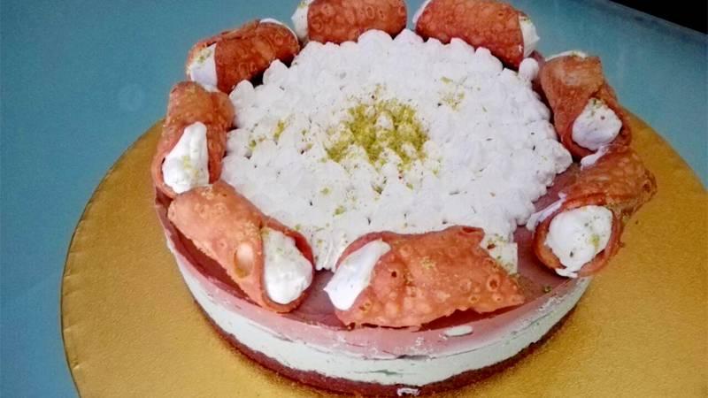 Cheesecake Pistacchio E Cioccolato Fondente Ricette Bimby