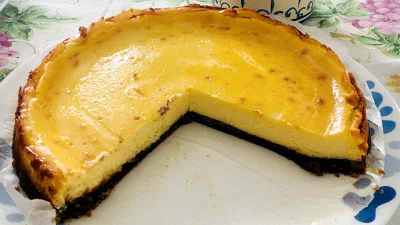 Cheesecake ricomisù