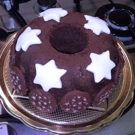 Ciambella Pan di stelle