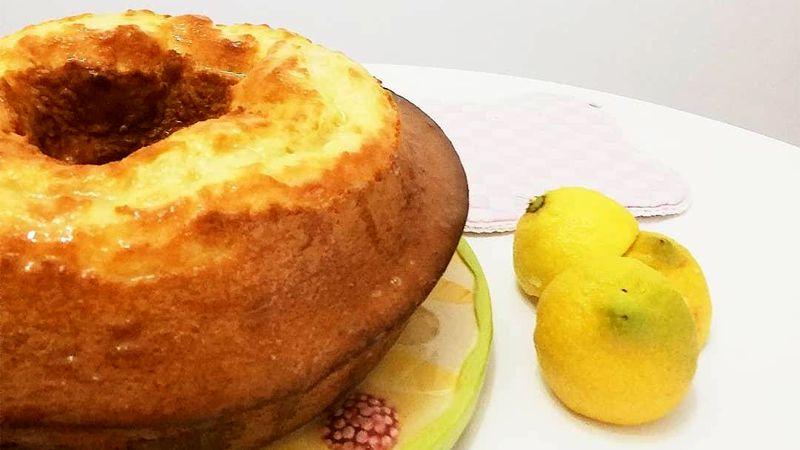 Ciambellone Al Limone Ricette Bimby
