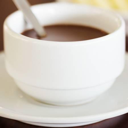 Cioccolata calda senza glutine e lattosio