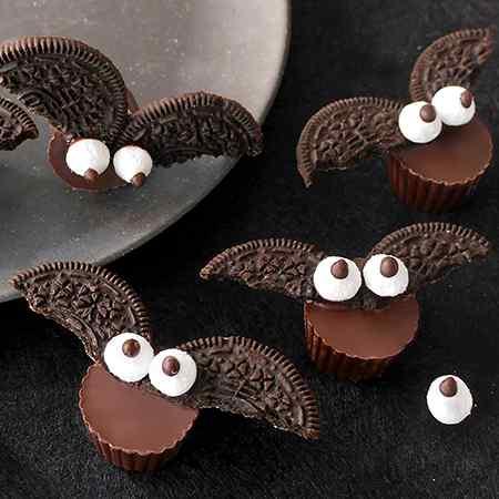 Cioccolatini pipistrello