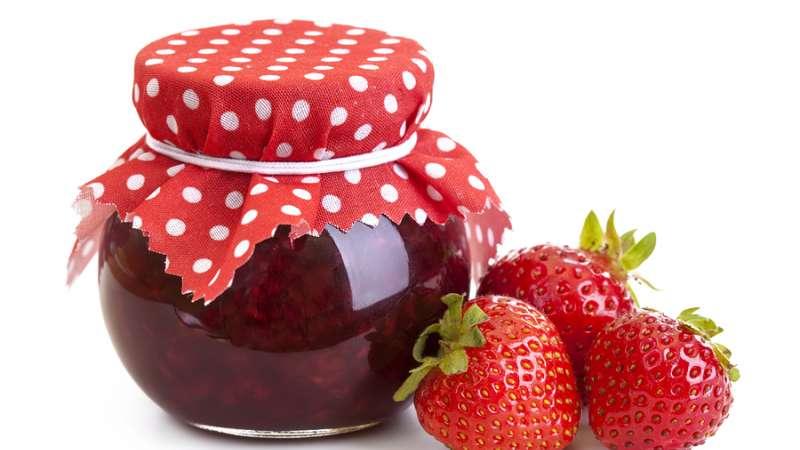 Confettura di fragole senza fruttapec