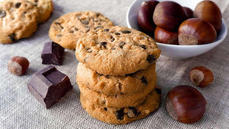 Cookies alle castagne
