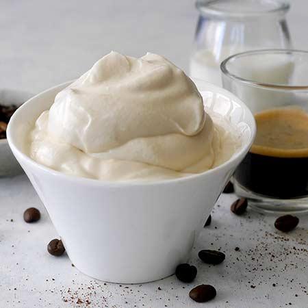 Crema di caffè moka